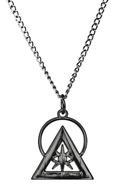 Illuminati Talisman Black